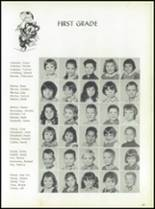 1969 Jay High School Yearbook Page 70 & 71