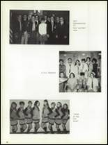 1969 Jay High School Yearbook Page 76 & 77