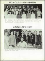 1969 Jay High School Yearbook Page 80 & 81