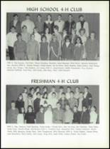 1969 Jay High School Yearbook Page 82 & 83