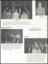 1969 Jay High School Yearbook Page 98 & 99