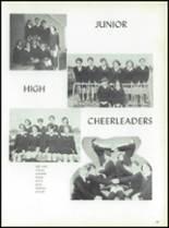 1969 Jay High School Yearbook Page 102 & 103