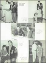 1969 Jay High School Yearbook Page 122 & 123