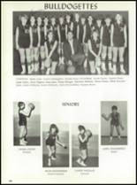 1969 Jay High School Yearbook Page 134 & 135