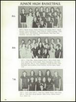 1969 Jay High School Yearbook Page 138 & 139