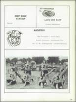 1969 Jay High School Yearbook Page 152 & 153