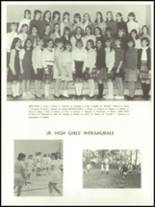 1967 Irvington High School Yearbook Page 20 & 21