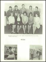 1967 Irvington High School Yearbook Page 28 & 29