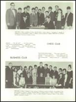 1967 Irvington High School Yearbook Page 36 & 37