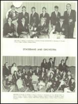 1967 Irvington High School Yearbook Page 40 & 41