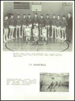 1967 Irvington High School Yearbook Page 44 & 45