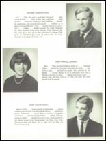 1967 Irvington High School Yearbook Page 60 & 61