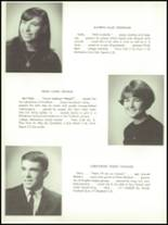 1967 Irvington High School Yearbook Page 68 & 69