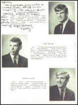 1967 Irvington High School Yearbook Page 70 & 71