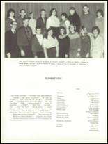 1967 Irvington High School Yearbook Page 86 & 87