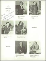 1967 Irvington High School Yearbook Page 98 & 99