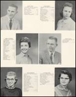 1959 Dumont High School Yearbook Page 16 & 17