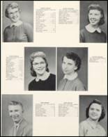 1959 Dumont High School Yearbook Page 18 & 19