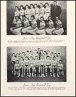 1959 Dumont High School Yearbook Page 50 & 51