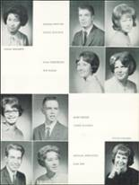 1964 Silverton Union High School Yearbook Page 16 & 17