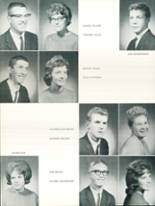 1964 Silverton Union High School Yearbook Page 24 & 25