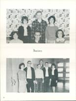 1964 Silverton Union High School Yearbook Page 36 & 37