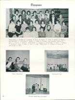 1964 Silverton Union High School Yearbook Page 92 & 93