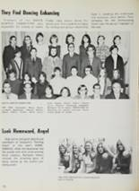 1972 Lane Technical High School Yearbook Page 124 & 125