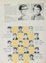 1972 Lane Technical High School Yearbook Page 182 & 183