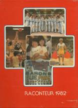 1982 Yearbook Fountain Valley High School