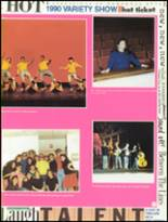 1991 Glenbrook North High School Yearbook Page 16 & 17