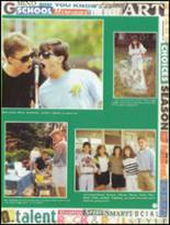 1991 Glenbrook North High School Yearbook Page 20 & 21