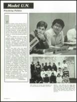 1991 Glenbrook North High School Yearbook Page 64 & 65