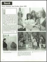 1991 Glenbrook North High School Yearbook Page 74 & 75