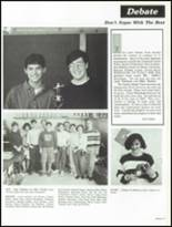 1991 Glenbrook North High School Yearbook Page 76 & 77