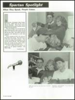 1991 Glenbrook North High School Yearbook Page 86 & 87