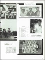 1991 Glenbrook North High School Yearbook Page 100 & 101