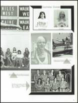 1991 Glenbrook North High School Yearbook Page 102 & 103