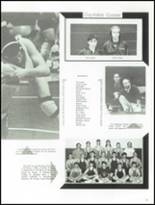 1991 Glenbrook North High School Yearbook Page 124 & 125