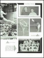 1991 Glenbrook North High School Yearbook Page 128 & 129