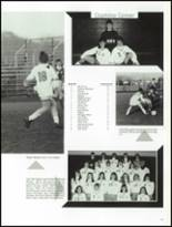1991 Glenbrook North High School Yearbook Page 136 & 137