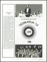 1991 Glenbrook North High School Yearbook Page 164 & 165