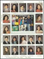 1991 Glenbrook North High School Yearbook Page 176 & 177