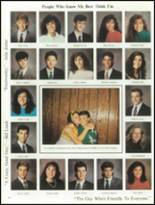 1991 Glenbrook North High School Yearbook Page 182 & 183
