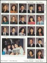 1991 Glenbrook North High School Yearbook Page 184 & 185