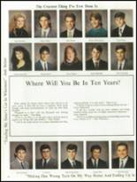 1991 Glenbrook North High School Yearbook Page 186 & 187