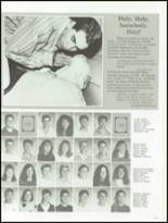 1991 Glenbrook North High School Yearbook Page 218 & 219