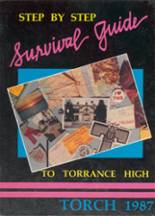 1987 Yearbook Torrance High School
