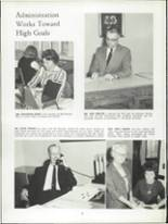 1968 Wewoka High School Yearbook Page 10 & 11