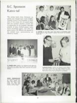 1968 Wewoka High School Yearbook Page 22 & 23